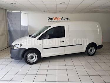 Foto venta Auto Usado Volkswagen Caddy Maxi (2016) color Blanco precio $229,900