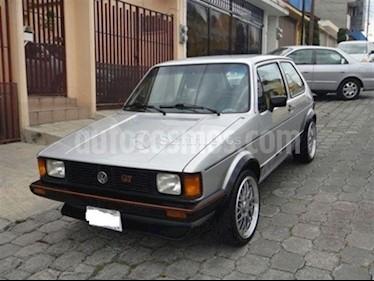 Foto venta Auto usado Volkswagen Caribe GTi (1987) color Gris precio $31,250