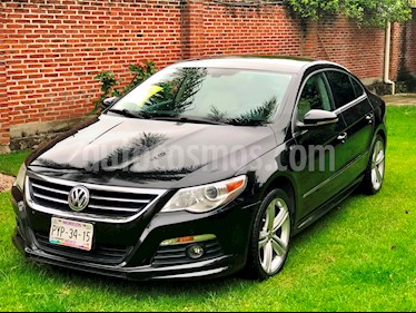 Foto venta Auto usado Volkswagen CC R Line (2010) color Negro Profundo precio $168,000