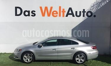 Foto venta Auto usado Volkswagen CC Turbo (2013) color Plata Reflex precio $249,000