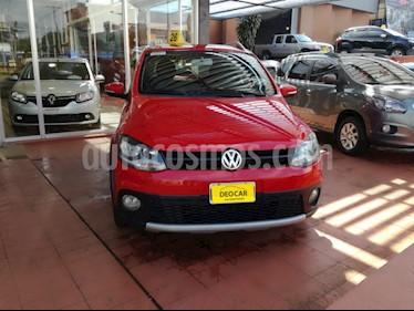 Foto venta Auto Usado Volkswagen CrossFox 1.6 Comfortline (2010) color Rojo precio $210.000