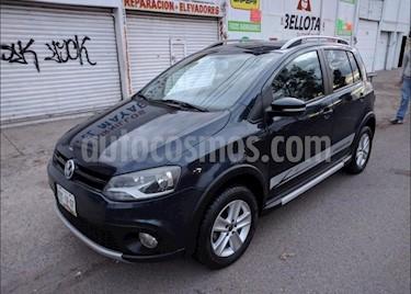 Foto venta Auto Seminuevo Volkswagen CrossFox 1.6L ABS Piel y Qc (2011) color Azul Boreal precio $125,000