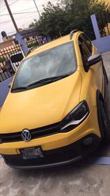 Foto venta Auto usado Volkswagen CrossFox 1.6L ABS (2012) color Amarillo precio $120,000