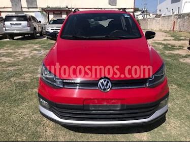 Foto venta Auto Seminuevo Volkswagen CrossFox 1.6L ABS (2017) color Rojo Mexicano precio $210,000