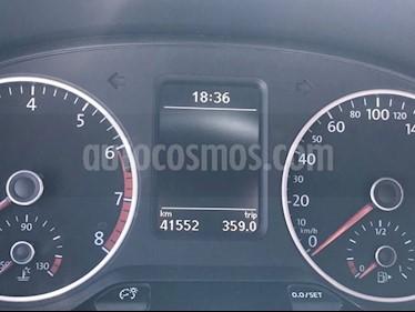 Foto venta Auto Usado Volkswagen CrossFox 1.6L ABS (2017) color Rojo Mexicano precio $210,000