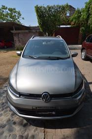 Foto venta Auto Seminuevo Volkswagen CrossFox 1.6L Quemacocos ABS (2016) color Gris Fantasma precio $202,000