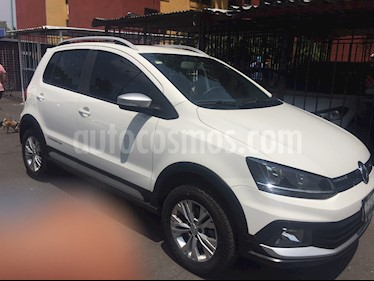 Foto venta Auto usado Volkswagen CrossFox 1.6L Quemacocos ABS (2017) color Blanco precio $209,900