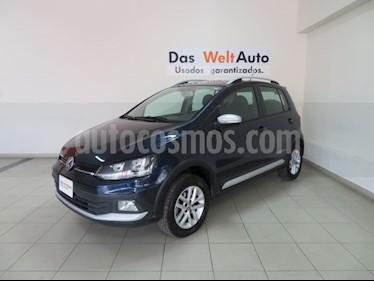 Foto venta Auto Seminuevo Volkswagen CrossFox 1.6L Quemacocos ABS (2016) color Azul precio $169,995