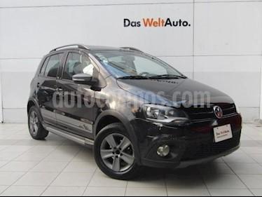 Foto venta Auto Usado Volkswagen CrossFox 1.6L Quemacocos (2012) color Negro precio $139,000