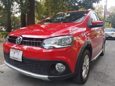 Foto venta Auto Seminuevo Volkswagen CrossFox 1.6L (2011) color Rojo Sport precio $120,000