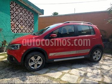 Foto venta Auto usado Volkswagen CrossFox 1.6L (2011) color Rojo Tornado precio $109,000