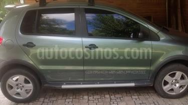 Foto venta Auto Usado Volkswagen CrossFox Comfortline (2008) color Gris Agata precio $175.000
