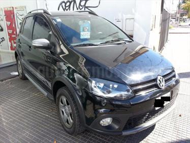 Foto venta Auto Usado Volkswagen CrossFox Comfortline (2012) color Negro precio $200.000
