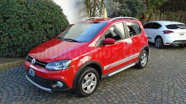 Foto venta Auto Usado Volkswagen CrossFox Comfortline (2010) color Rojo Tornado precio $198.000