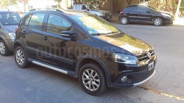 Foto venta Auto Usado Volkswagen CrossFox Comfortline (2012) color Negro precio $198.000