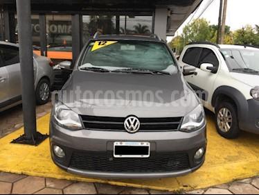 Foto venta Auto Usado Volkswagen CrossFox Comfortline (2012) color Gris Oscuro precio $270.000
