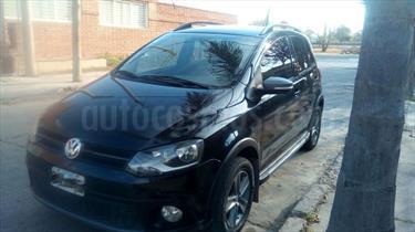 Foto venta Auto Usado Volkswagen CrossFox Highline Cuero (2011) color Negro precio $190.000