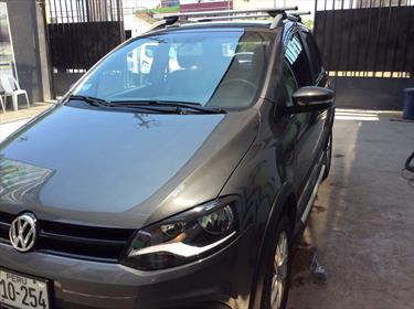 Volkswagen Crossfox Higline 1.6L 4P 2012