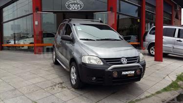 Foto venta Auto Usado Volkswagen CrossFox Trendline (2006) color Gris Oscuro precio $135.000