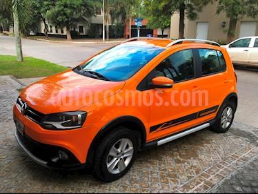 Foto venta Auto usado Volkswagen CrossFox Trendline (2010) color Naranja precio $180.000