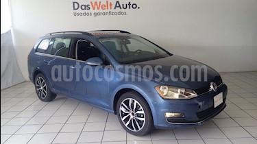 Foto venta Auto usado Volkswagen CrossGolf 1.4L (2016) color Azul precio $314,900