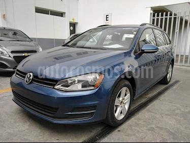 Foto venta Auto Seminuevo Volkswagen CrossGolf 1.4L (2016) color Azul precio $275,000