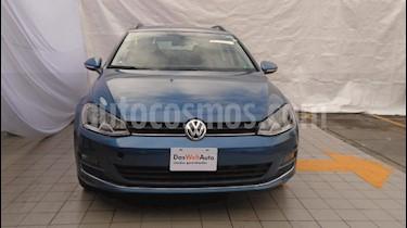 Foto venta Auto Seminuevo Volkswagen CrossGolf 1.4L (2016) color Azul precio $335,000
