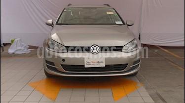 Foto venta Auto Seminuevo Volkswagen CrossGolf 1.4L (2016) color Beige precio $281,000