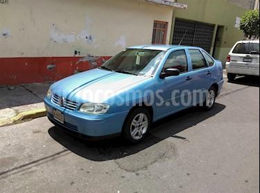 Foto venta Auto Seminuevo Volkswagen Derby 1.8L Mi (2005) color Azul precio $57,500