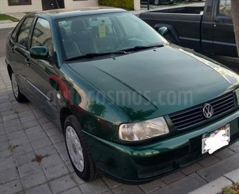 Foto venta Auto usado Volkswagen Derby 1.8L (2002) color Verde precio $45,000