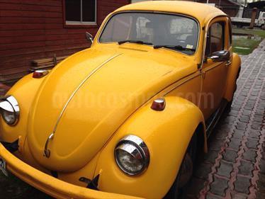 Foto venta Auto usado Volkswagen Escarabajo 1.3 (1976) color Amarillo precio $1.950.000