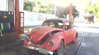 Foto venta carro usado Volkswagen Escarabajo 1300 (1970) color Rojo precio u$s300