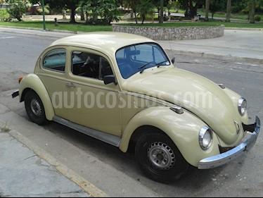 Foto venta carro Usado Volkswagen Escarabajo 1300 (1980) color Gris precio BoF100.000