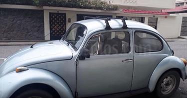 Foto venta Auto usado Volkswagen Escarabajo 1600 A-A O4,1.6i,8v S 2 1 (1963) color Gris precio u$s3.000