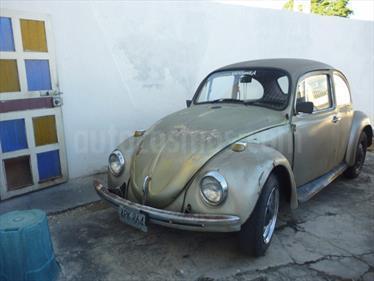 Foto venta carro Usado Volkswagen Escarabajo 1600 O4 1.6i 8V (1973) color Arena Dorada precio u$s1.000