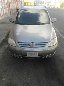 Foto venta carro usado Volkswagen FOX 1.6 TRADELINE NEGRO (2005) color Gris Plata  precio u$s1.550