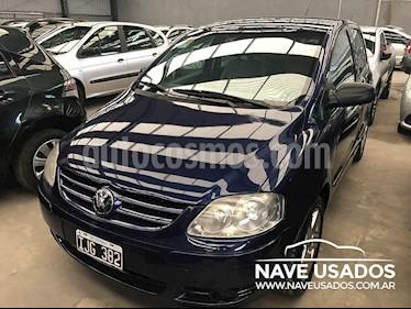 Foto venta Auto Usado Volkswagen Fox 1.6 Trendline (2009) color Azul Oscuro precio $181.000