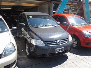 Foto venta Auto Usado Volkswagen Fox 3P Comfortline (2004) color Gris Oscuro precio $123.000