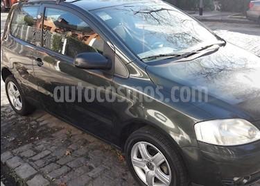Foto venta Auto Usado Volkswagen Fox 3P Comfortline (2005) color Verde Oscuro precio $124.500