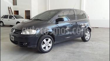 Foto venta Auto Usado Volkswagen Fox 3P Route (2008) color Gris Oscuro precio $160.000