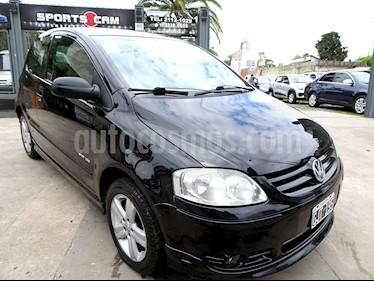 Foto venta Auto Usado Volkswagen Fox 3P Sportline (2007) color Negro