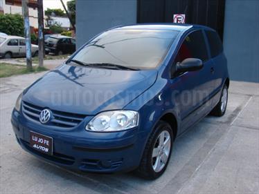 Foto venta Auto Usado Volkswagen Fox 3P Trendline (2007) color Azul precio $155.000