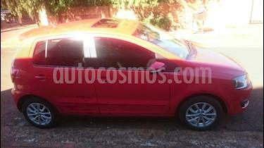 Foto venta Auto Usado Volkswagen Fox 5P Highline (2014) color Rojo precio $250.000