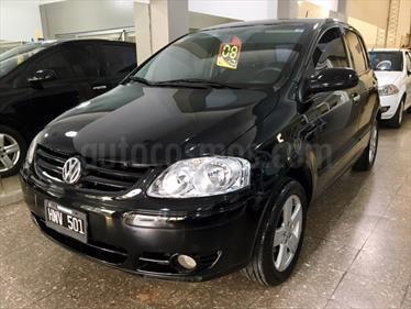 Foto venta Auto Usado Volkswagen Fox 5P Trendline (2008) color Negro Universal precio $155.000