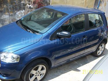 Foto venta Auto usado Volkswagen Fox 5P Trendline (2008) color Azul Mistico precio $155.000