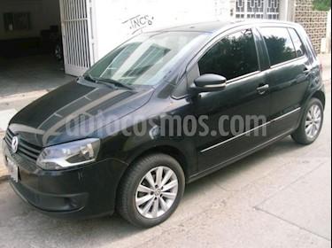 Foto venta Auto Usado Volkswagen Fox 5P Trendline (2010) color Negro