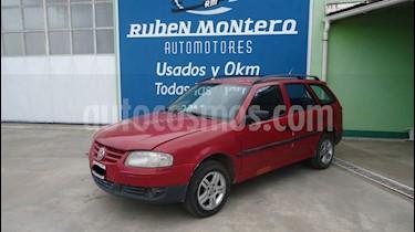 Foto venta Auto usado Volkswagen Gol Country - (2005) color Rojo precio $128.000