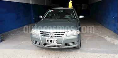 Foto venta Auto Usado Volkswagen Gol Country 1.4 Power (2012) color Verde Oliva precio $178.000