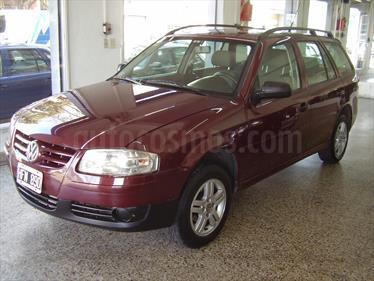 Foto venta Auto usado Volkswagen Gol Country 1.6 Comfortline (2008) color Bordo precio $175.000