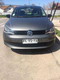 Foto venta Auto usado Volkswagen Gol Sedan 1.6 Power Aa (2013) color Grafito precio $4.750.000